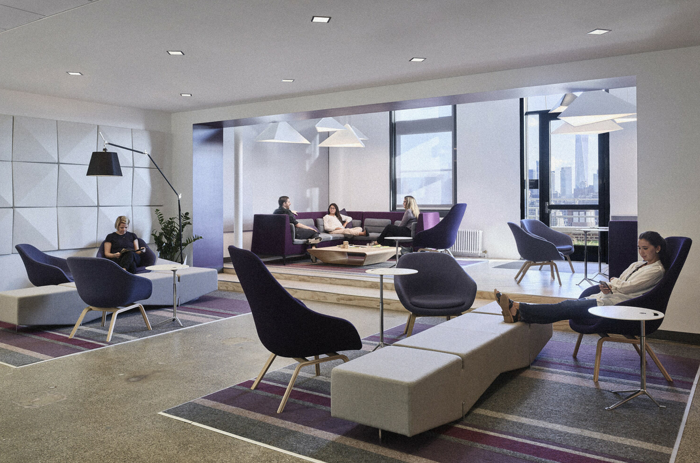 Bringing Healthcare Solutions to Office Design: Making Workplace Safe and Sound